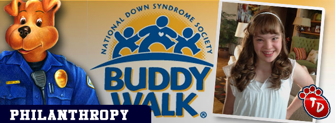 National Down Syndrome Society, Down Syndrome Awareness MOnth, Buddy Walk, NDSS, CSDSA, Rachel's Buddies